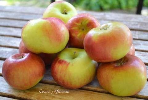 + manzana