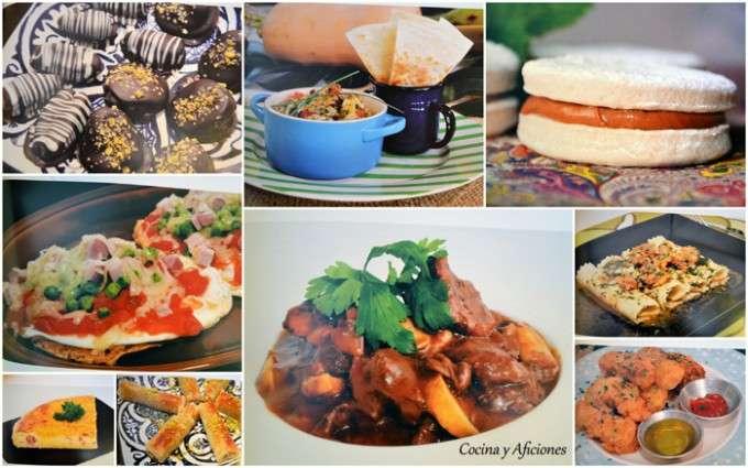 + cocina internacional - libro