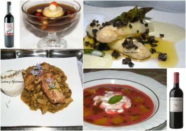 Un menú especial: la comida del Día de la Madre.
