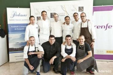 Madrid Fusión reune a sus 11 cocineros revelación.