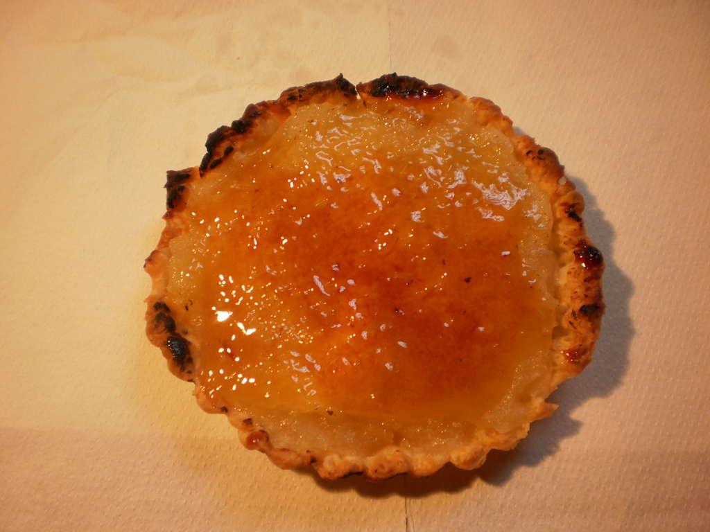 """Tarta de manzana rápida """"Aurora"""", receta"""