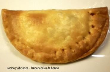 Empanadillas de bonito, receta