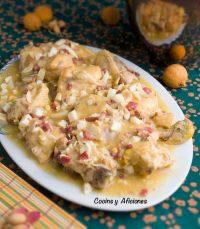 Gallina en pepitoria, la deliciosa receta clásica de madrileña
