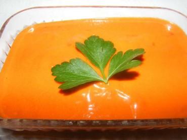 Mantequilla de pimientos rojos, receta