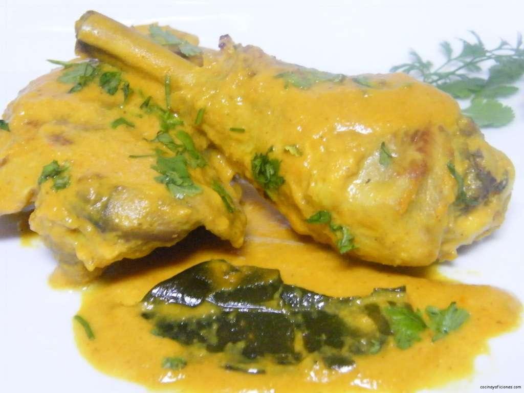 pollo sambal