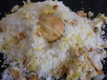 Sal de limón, receta