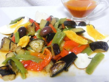 Doce recetas de ensaladas, segunda entrega