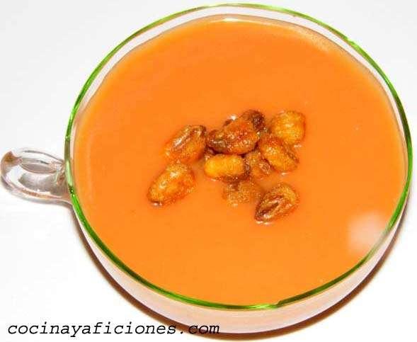 gazpacho de mango 1