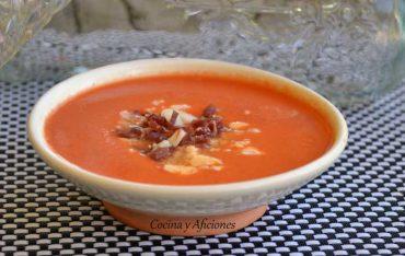 Salmorejo, la receta tradicional