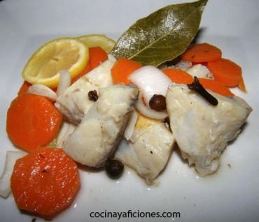 Marineche de corvina, receta