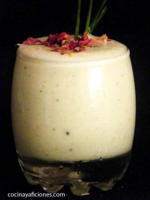 crema de yogur y pepino 1