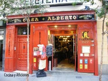 Casa Alberto, una taberna centenaria