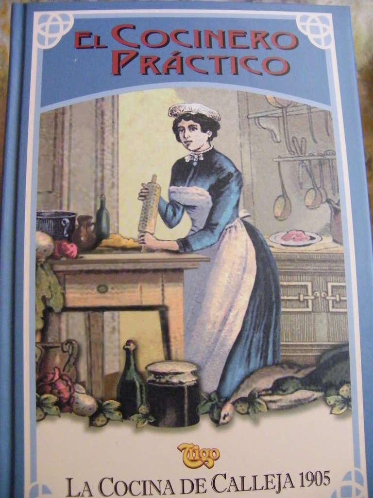 El cocinero practico de calleja cocina y aficiones - El practico de cocina ...