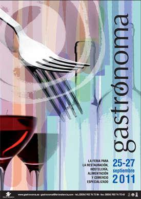 Gastrónoma 2011, una cita en Valencia