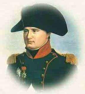 """Napoleón y el """"pollo a la Marengo"""" o como surgió un plato histórico."""