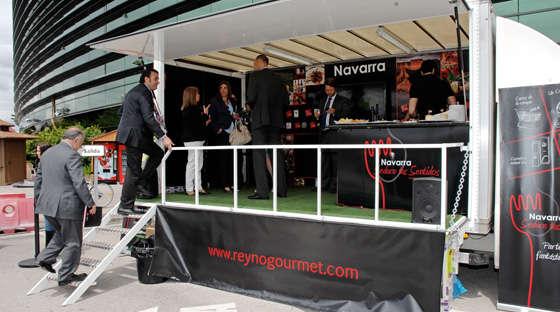 El Road Show de Reyno Gourmet se pone de nuevo en marcha