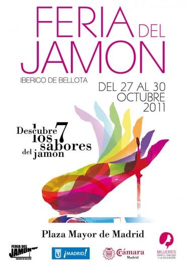 Feria del Jamón Ibérico de Bellota en Madrid