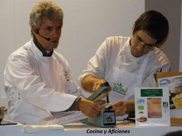 BordBía, Fernando Canales: los salmones y los mejillones de Irlanda