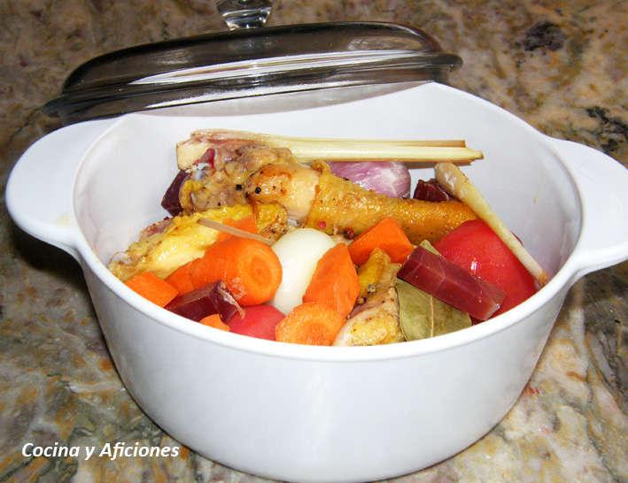T cnica de cocina cocinar en cocotte cocina y aficiones - Cocinar en cocotte ...
