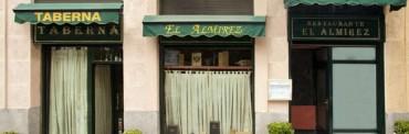 """Tapas&Blogs en el restaurante """"El Almirez"""""""