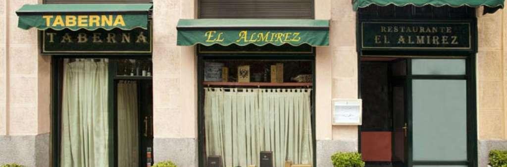Tapas&Blogs en el restaurante «El Almirez»