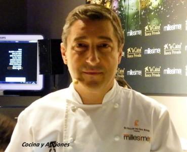 Premios de la Academia Internacional de Gastronomía, Joan Roca el mejor chef del mundo.