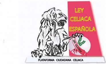 Próxima presentación de la «Ley Celíaca Española»