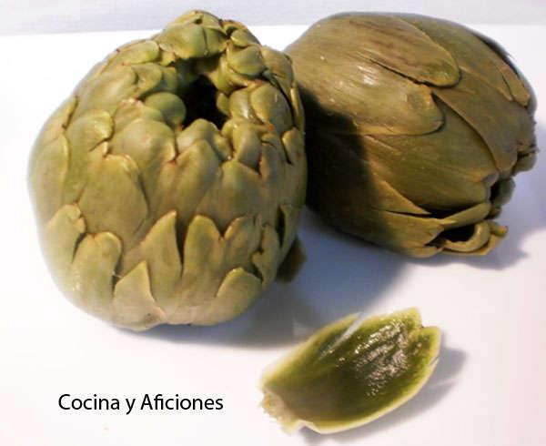 Cocina r pida para dos alcachofas cocidas para usar en for Cocinas enteras