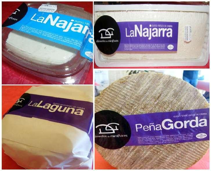 Alimentos de Miraflores: riquísimos quesos artesanos.