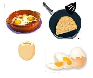 Técnicas de cocina: pistas para cocinar los huevos.