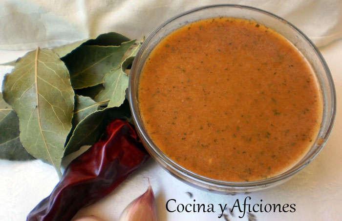 Chimichurri, la receta de Concha Bernad