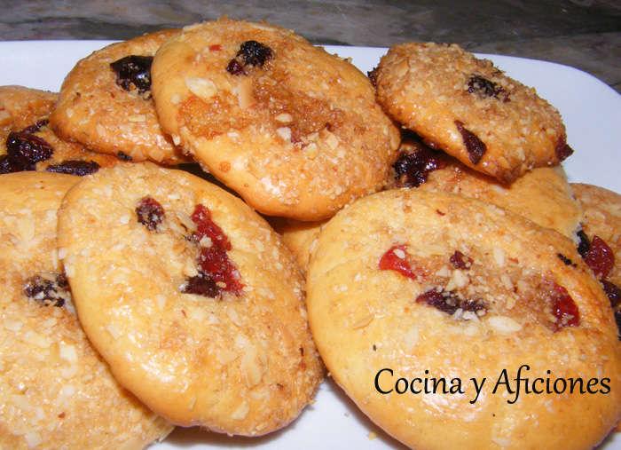 Galletas de coco y almendras, receta paso a paso para el  #díadelagalleta