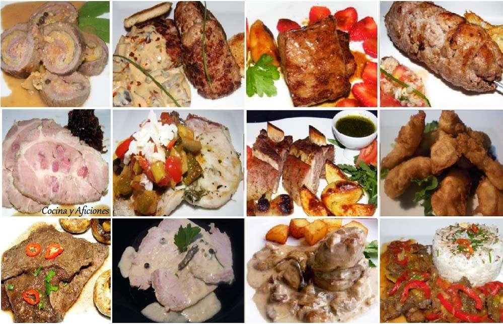 Doce recetas con «carne» súper fáciles, exquisitas y económicas.