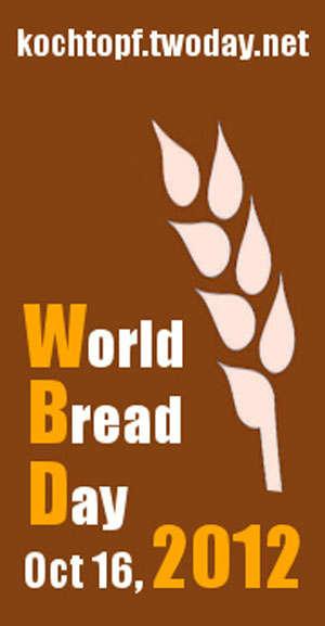 Día Mundial del Pan, información