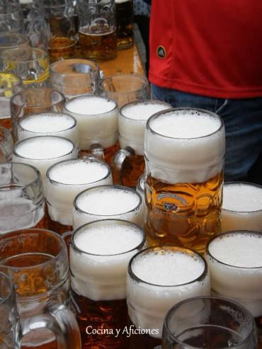 """Guía práctica para disfrutar del """"Oktoberfest"""" de Munich"""