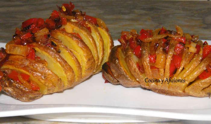 Genial maneras de cocinar patatas fotos 14 maneras for Cocinar patatas rellenas