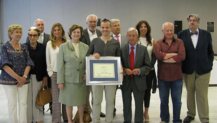 Felicidades a David Muñoz por el premio «Chef de l'avenir»