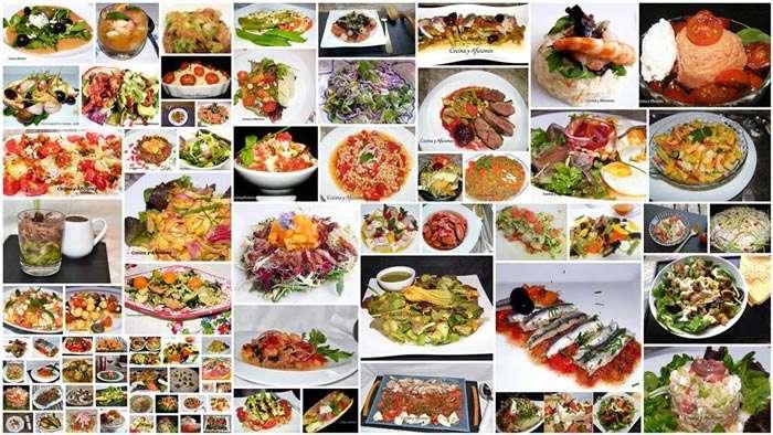 Taller de ensaladas en sue os de cocina cocina y aficiones for Imagenes de la comida tipica de francia