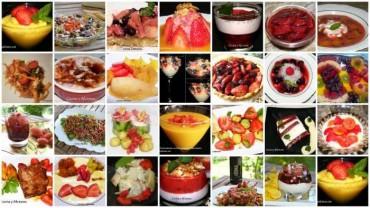 Fresas:  las reinas de la primavera, recetas paso a paso.