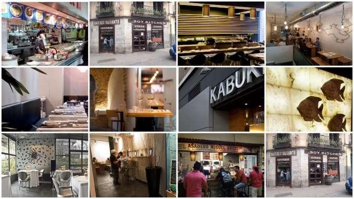 20 restaurantes mestizos en Madrid, una excelente recomendación de Julia Pérez Lozano.