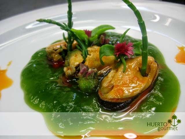 mejillones en escabeche y salicornia (1)