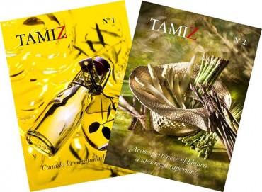 Revista Tamiz, ya está en la calle el número dos.
