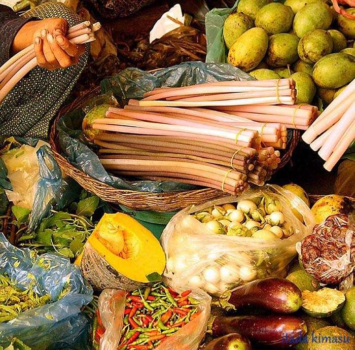 Camboya, historia y gastronomía, apuntes sobre la cocina camboyana