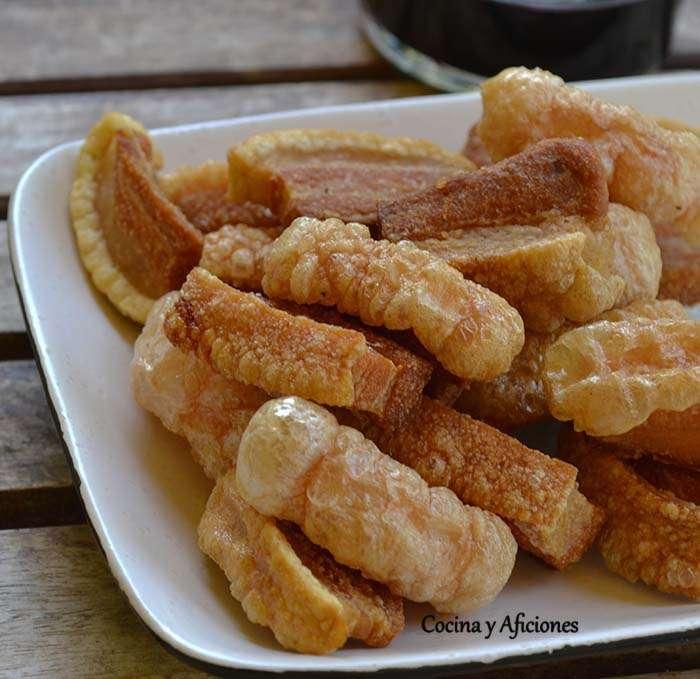 Torreznos de Soria, un aperitivo con garra, receta paso a paso.