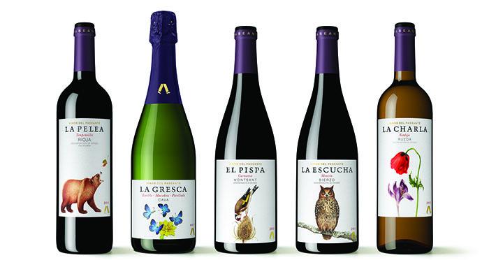 Los vinos del Paseante.