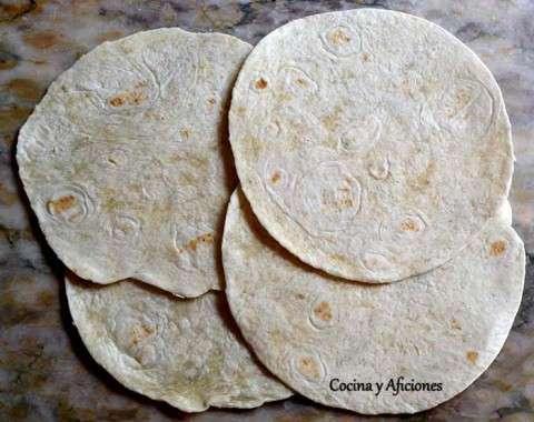 tortilas mejicanas