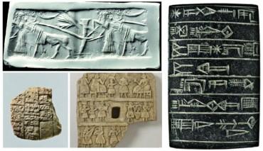 El origen, la evolución de la comida y de la forma de comer: Mesopotamia, apuntes.