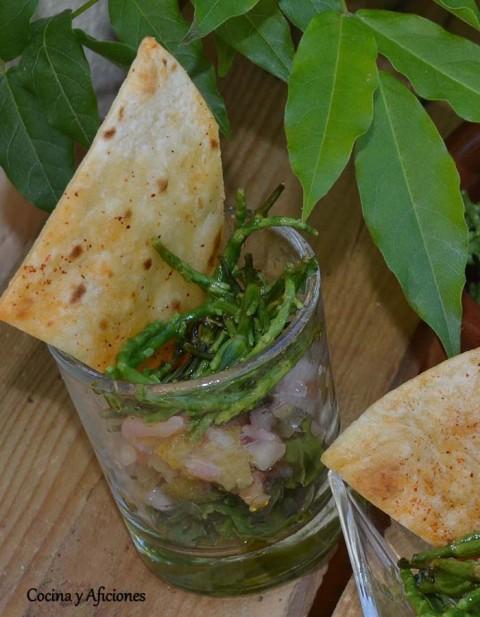 aperitivo de salicornia (2)