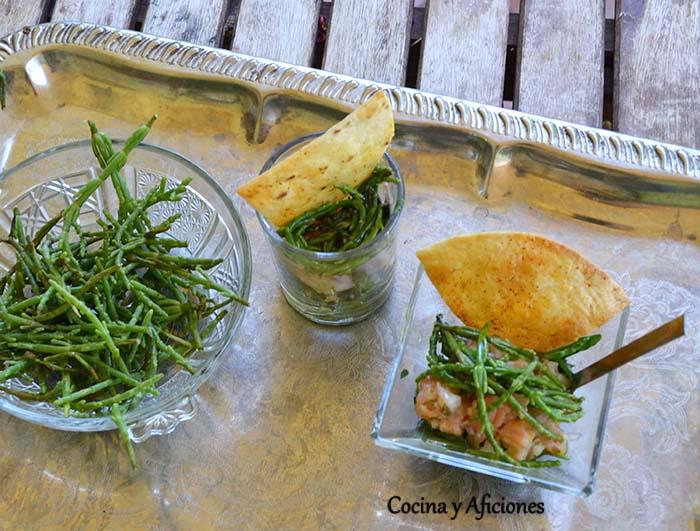 aperitivo salicornia 5