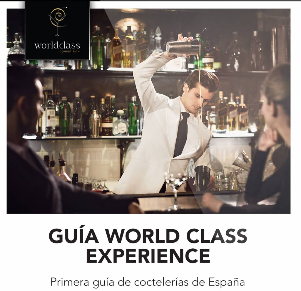 World class experience, la guía de coctelerías.
